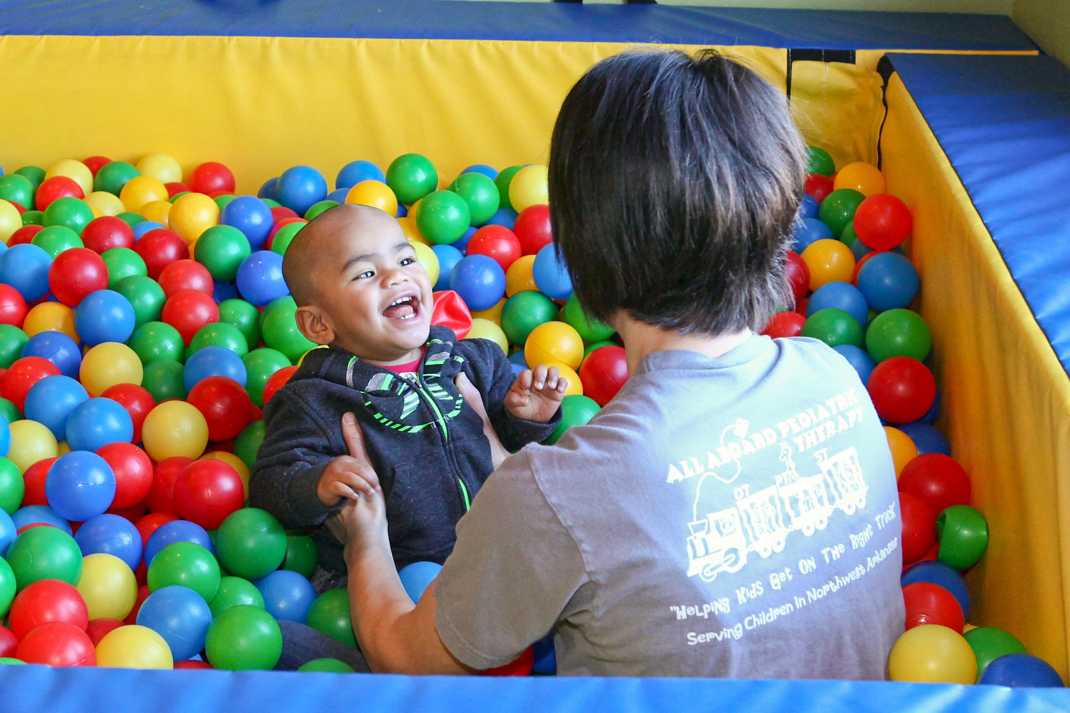 All Aboard Pediatric Therapy